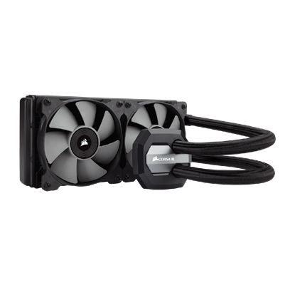 Image de Corsair Hydro Series H100i v2 Extreme Performance Liquid CPU Cooler