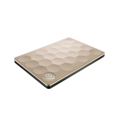 Image de Seagate Backup Plus Ultra Slim 2 To Or (USB 3.0)