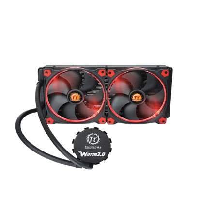 Image de Thermaltake Water 3.0 Riing Red 280