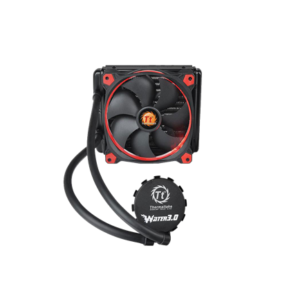 Image de Thermaltake Water 3.0 Riing Red 140
