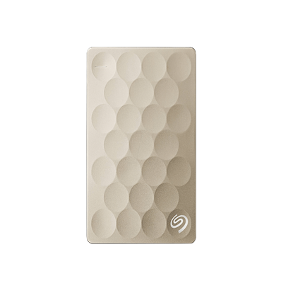Image de Seagate Backup Plus Ultra Slim 1 To Or (USB 3.0)