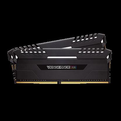 Image de Corsair Vengeance RGB Series 16 Go (2x 8 Go) DDR4 3000 MHz CL15