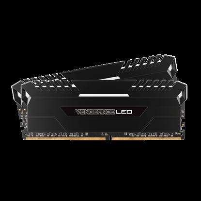 Image de Corsair Vengeance LED Series 16 Go (2x 8 Go) DDR4 2666 MHz CL16