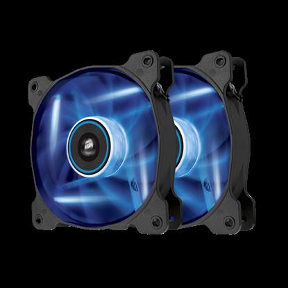 Image de Corsair Air Series AF120 LED Quiet Edition - Double Pack