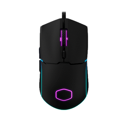 Image de Cooler Master CM110 RGB Gaming Mouse, USB