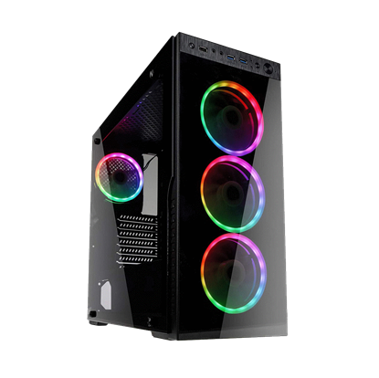 Image de Kolink Horizon RGB Tempered Glass