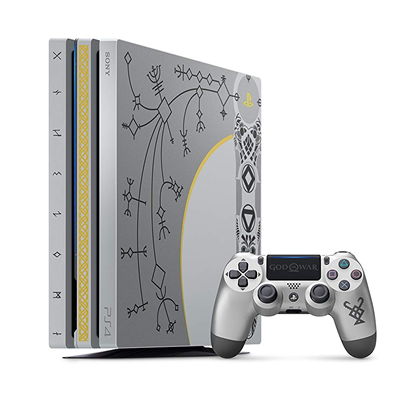 Image de Sony PlayStation 4 Pro 1To Edition limitée - God of War