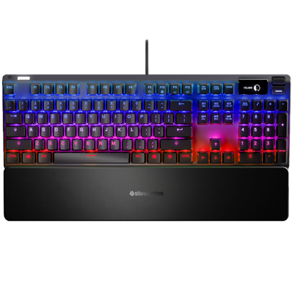 Image de SteelSeries Apex 7 Switches QX2 Red  FR Layout