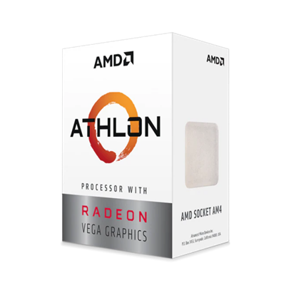 Image de AMD Athlon 3000G (4M Cache ,Up To 3.5GHz)