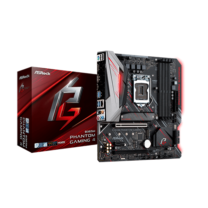 Image de ASRock B365M Phantom Gaming 4