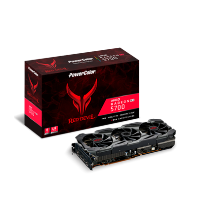 Image de PowerColor Radeon RX 5700 Red Devil