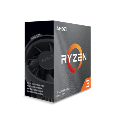 Image de AMD Ryzen 3 3300X Wraith Stealth Edition (18M Cache, up to 4.30 GHz)