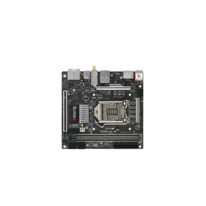 Image de Supero Core Gaming C9Z390-CG-IW