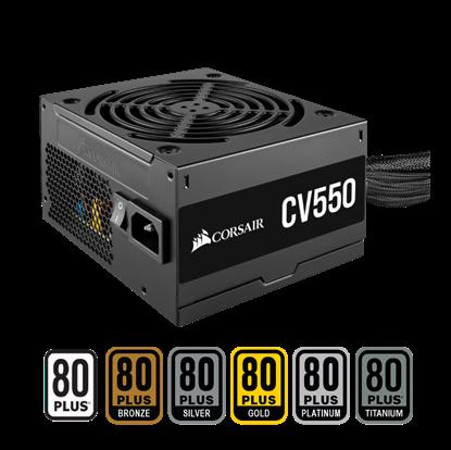Image de Corsair CV Series CV550, 550W ATX 2.31