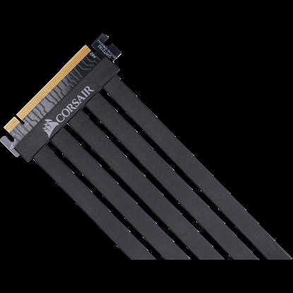 Image de Corsair PCIe x16 Riser Cable Premium 300mm