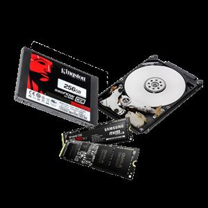 Image de la catégorie Disques Durs & SSD