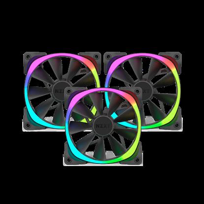 Image de NZXT Aer RGB 120mm - Triple Pack