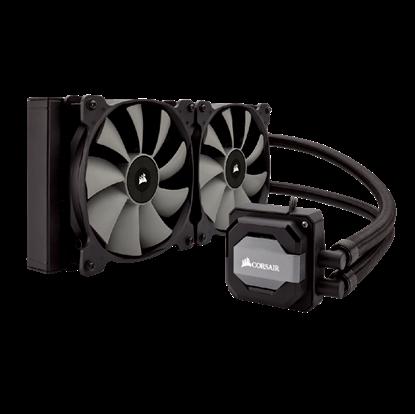 Image de Corsair Hydro Series H110i Extreme Performance Liquid CPU Cooler