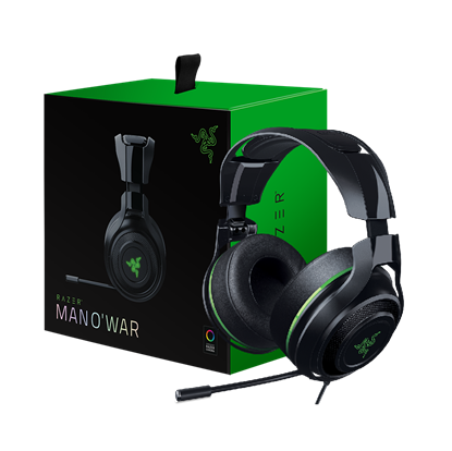 Image de Razer ManO'War 7.1 Limited Green Edition