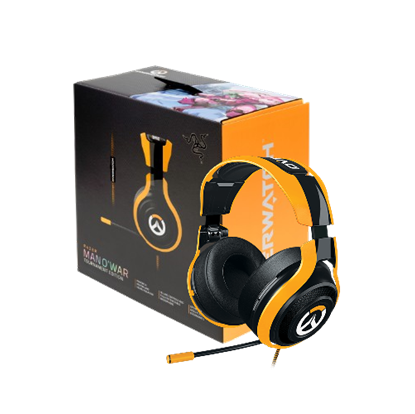 Image de Razer ManO'War 7.1 Overwatch Tournament Edition