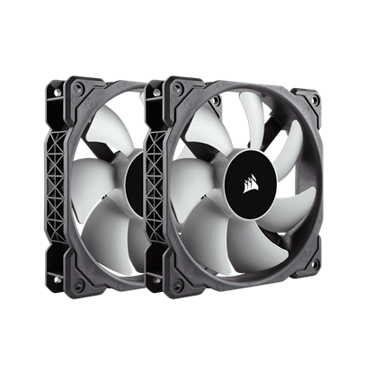 Image de Corsair Air Series ML 120 - Double Pack