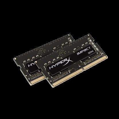 Image de HyperX Impact SO-DIMM 8 Go (2 x 4 Go) DDR4 2133 MHz CL13