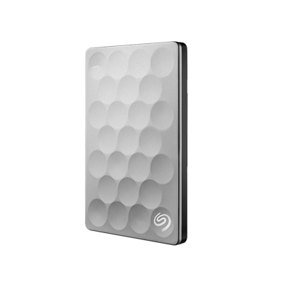 Image de Seagate Backup Plus Ultra Slim 2 To Platine (USB 3.0)
