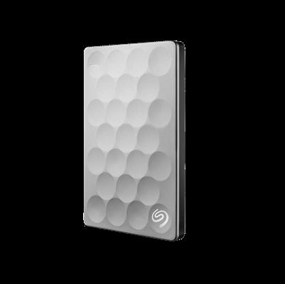 Image de Seagate Backup Plus Ultra Slim 1 To Platine (USB 3.0)