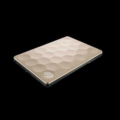 Image de Seagate Backup Plus Ultra Slim 2 To Or (USB 3.0)
