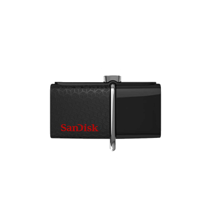 Image de SanDisk Ultra Android Dual USB 3.0 16 Go Noir
