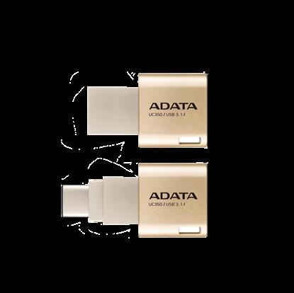 Image de ADATA USB 3.1 UC350 Type-C 16Go