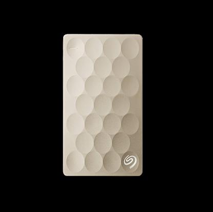 Image de Seagate Backup Plus Ultra Slim 1 To Or (USB 3.0)