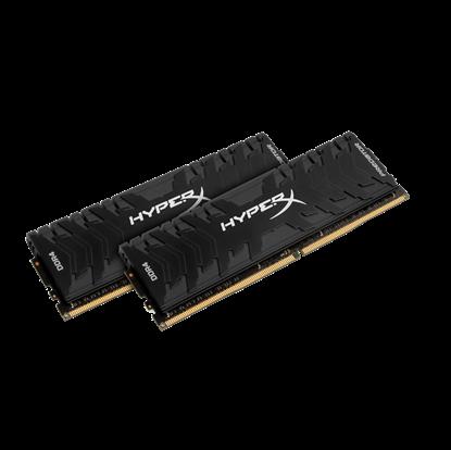 Image de HyperX Predator Noir 16 Go (2x 8 Go) DDR4 3000 MHz CL15