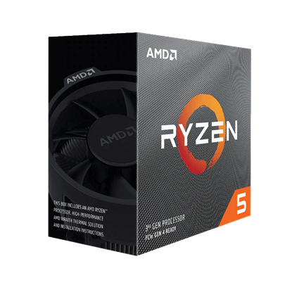 Image de AMD Ryzen 5 3600 (32M Cache, Up to  4.2 GHz)