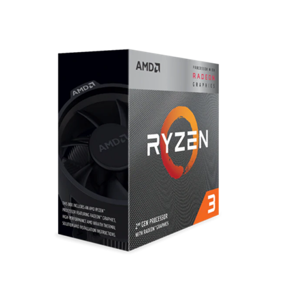 Image de AMD Ryzen 3 3200G (4M Cache, Up To 4GHz)