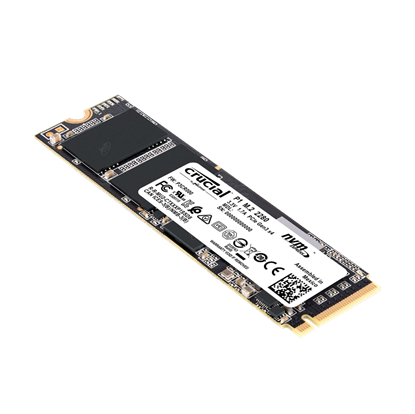 Image de Crucial P1 M.2 PCIe NVMe 500Go