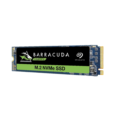 Image de Seagate BarraCuda 510 SSD 250Go, M.2
