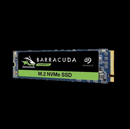 Image de Seagate BarraCuda 510 SSD 500Go, M.2