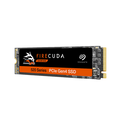 Image de Seagate FireCuda 520 SSD 500Go, M.2