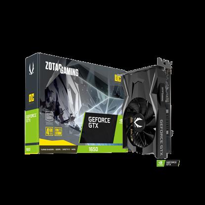 Image de ZOTAC GAMING GeForce GTX 1650 Mini ITX OC 4G