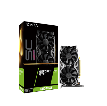 Image de EVGA GeForce GTX 1650 SUPER SC Ultra