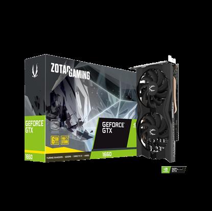 Image de Zotac Gaming GeForce GTX 1660 Twin Fan