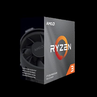 Image de AMD Ryzen 3 3300X Wraith Stealth Edition (18M Cache, up to 4.30 GHz)
