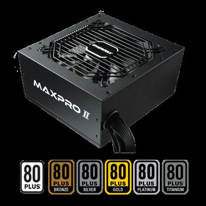 Image de Enermax MaxPro II EMP700AGT-C 80PLUS 700W ATX 2.3