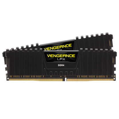Image de Corsair Vengeance LPX Series Low Profile 16 Go (2x 8 Go) DDR4 3000 MHz CL16