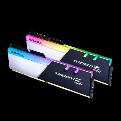 Image de G.Skill Trident Z Neo 32 Go (2x 16 Go) DDR4 3600 MHz CL16