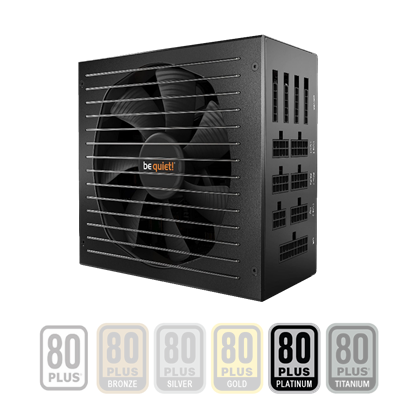 Image de be quiet! Straight Power 11 Platinum 550W ATX 2.51