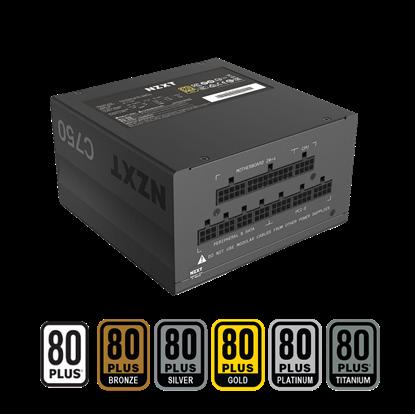 Image de NZXT C Series C750 750W ATX 2.4