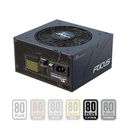 Image de Seasonic Focus PX 750W ATX 2.4