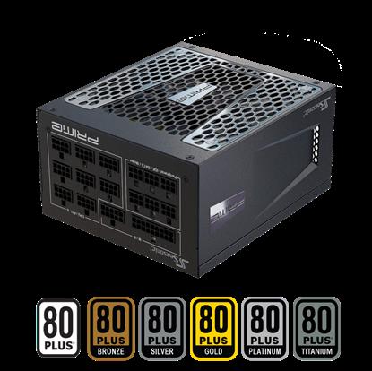 Image de Seasonic Prime GX-650 650W ATX 2.4